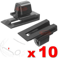 MINI FRONT GRILLE TRIM CLIPS SURROUND R56 Cooper S D One R58 Coupe