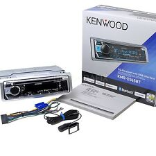 Kenwood KMR-D365BT Marine Boat Stereo CD Receiver Bluetooth (Replaced KMR-D