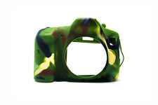 Silicone Armor Skin Case Camera Cover Protector Bag for Canon 60D SLR