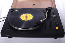 Lenco l236 GIRADISCHI AUTOMATIC TURNTABLE freschi ricontrollato VINTAGE TOP!