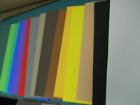 "60 pieces 1/4"" (6mm) 12""X18""THICK CRAFT FOAM SHEETS -all colors in stock."