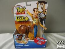 Woody - Toy Story Talking Figure toy; Mattel, NEW