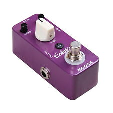 New Mooer Echolizer Digital Delay Micro Guitar Effects Pedal!!