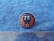 (A11-X25)  US Zivil Pin Army 20th Air Force