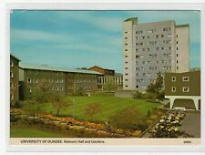BELMONT HALL AND GARDENS, UNIVERSITY OF DUNDEE: Angus postcard (C19651)