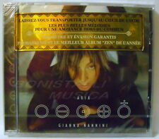 GIANNA NANNINI - ARIA - CD Sigillato 0731458976523 - Sticker Francia