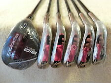 New Cobra Bio Cell Combo Iron Set (5h, 6-PW) 6 Irons - Graphite 60g Lite Senior