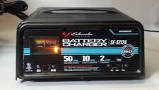 Battery Charger Schumacher SE 5212A 12Volt 50/10/2 amp  Fully Automatic LIKE NEW