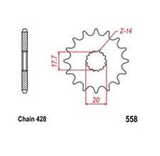 KR Ritzel 13Z Teilung 428 DERBI GPR 125 Nude 04-08 New... front sprocket