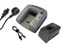 Ladegerät für Panasonic EY3653 EY3654 EY9086 EY9086B, Grau