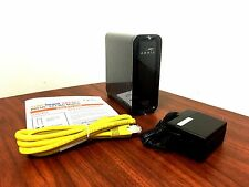 ARRIS SB6183 Docsis 3.0 Cable Modem - Time Warner Comcast Xfinity (Black)