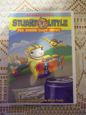 Stuart Little Animated Series - Fun Around Every Curve! (DVD, 2007)