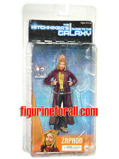 "NECA Toys The Hitchhiker's Guide to the Galaxy ZAPHOD 7"" Action Figure"