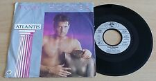 "TOM HOOKER - ATLANTIS - 45 GIRI 7"" - GERMANY PRESS"
