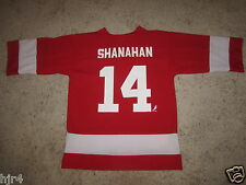Brendan Shanahan #14 Detroit Red Wings NHL Jersey Youth M 10-12 medium