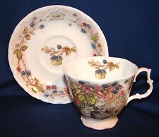 Royal Doulton Brambly Hedge Autumn Cup & Saucer