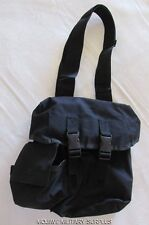 New USMC Issue Tactical Drop Leg Pouch, Shoulder Strap, Gas Mask & G.P. Bag