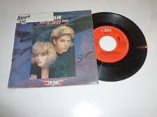 """BERLIN - Take My Breath Away - 1986 German 7"""" Juke Box vinyl single"""