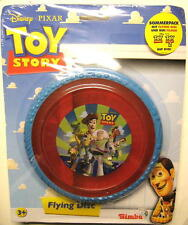 TOY STORY & TOY STORY 2 SOMMERPACK - 2 DVD INCLUSIVE FRISBEE