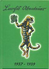 Lurchis Abenteuer 1937 - 1939, INCOS Publikation 2010