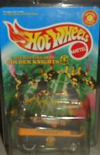 HOT  WHEELS  VW BUS  UNITED  STATES  ARMY GOLDEN KNIGHTS SPECIAL EDITION yr.1998