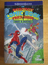 22ND OVERSTREET COMIC BOOK PRICE GUIDE SOFT COVER SPIDER-MAN GREEN GOBLIN 1992-3