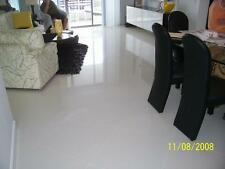 """floor tiles 24""""x24"""" porcelain white polished glossy nano technology rectified"""
