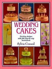Wedding Cakes: Exciting Designs with Full Step-By-Step Instructions-ExLibrary