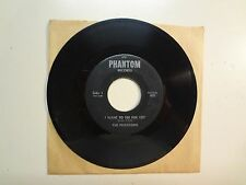 """PHANTOMS:I Want To See Her Cry-Don't Believe Her-U.S. 7"""" 66 Phantom Records 451"""
