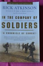 in the company of soldiers.by rick atkinson. p/back pub by owl books 2005