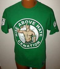 WWE AUTHENTIC - RISE ABOVE THE HATE GENERATION-  NOVELTY T SHIRT -  MEN'S MEDIUM