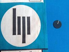 Aiguille disque noir Montre LIP T13 / Watch Pointer