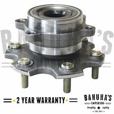 MITSUBISHI PAJERO Mk4, CLASSIC, SPORT 1997-ON REAR WHEEL BEARING & HUB *NEW*