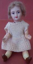 Poupée Mignonette tête Porcelaine Bouche fermée UNIS FRANCE 301 Antique Doll