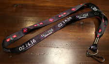 Brand New 2016 Toronto NBA All Star Game Official Exclusive LANYARD