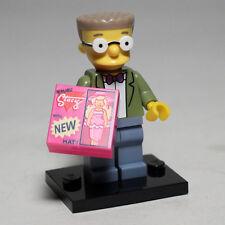 Lego 71009 Minifig Simpsons Series 2 WAYLON SMITHERS