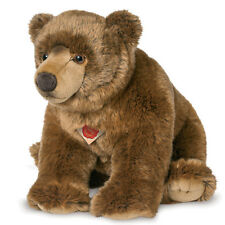 Wild/Grizzly Brown Bear Cub Suave Juguete Peluche Por Teddy Hermann - 50cm - 91051