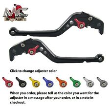 Ducati MONSTER M750/M750IE 1994-2Long Adjustable CNC Brake & Clutch Levers Black