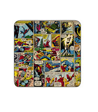 Marvel Comic The Avengers Wood Coaster For Mugs/Cups Anime Cosplay Game