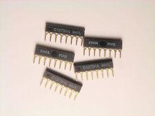 """UPC1373HA  """"Original"""" NEC  8P SIP IC  5 pcs"""