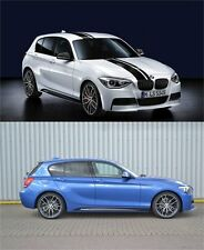 BMW M Sport F20 M Performance SIDE Gon na Adesivi Decalcomanie In Vinile Grafica 1 SERIE