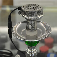 1X Small Head Hookah Bowl Ceramic Heater for Shisha Nargila Flavors