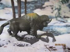 "TRAIN GARDEN HOUSE VILLAGE ANIMAL "" WILD BUFFALO ACCESSORY "" +DEPT 56/LEMAX info"