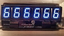 5X 6-Digit Replacement Display Kits for Bally/Stern Pinballs - White digits