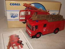 Corgi 97359 AEC Water Tender for Dublin Fire Brigade in 1:50 Scale.