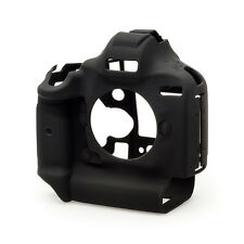 easyCover Pro Silicone Skin Camera Armor Case to fit Canon 1Dx MkII DSLR - Black
