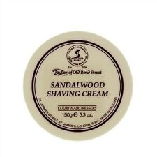 Taylor of Old Bond Street Sandalwood Shaving Cream Bowl, 150 grams