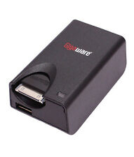 Gigaware Rapid Home Charger for Ipod or Iphone USB Port with Retractable Cable