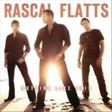 """RASCAL FLATTS, CD """"NOTHING LIKE THIS"""" NEW SEALED, THE JEWEL CASE IS CRACKED"""