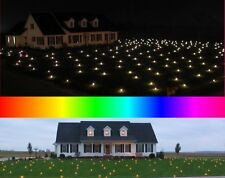 Complete Full Lawn Lights Outdoor Decoration LED Christmas Security Yard Decor